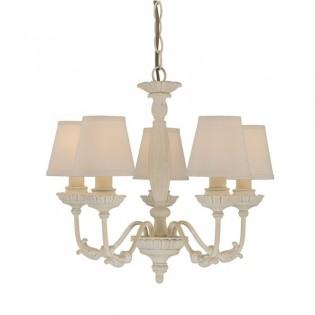 Romantic Chandelier Ives (5 lights)
