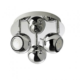 Flush Light modern Sonar (3 lights)
