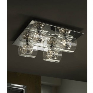 Ceiling flush light Flash (4 lights)