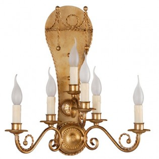 Classic Wall light Musa (6 lights)