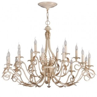Classic Chandelier California (18 lights)