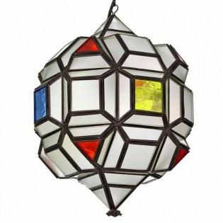 Granada Lantern Al Andalus II Opal