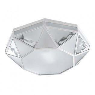 Flush Light Opal Apodis (silver)