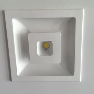 Recessed light Led Eye squared (7+7W)