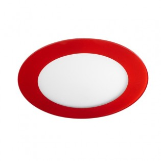 Downlight LED Round glass 20W (red) - Wonderlamp
