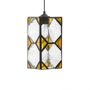 Granada Pendant Light Sadik Gótico Amber