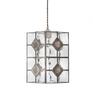 Granada Pendant Light Nara Luna Transparent Glass