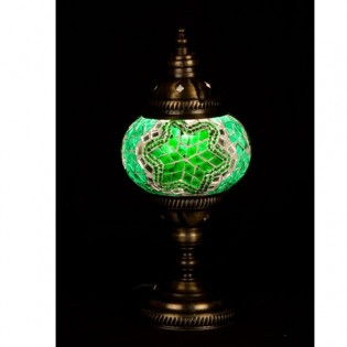 Turkish Lamp Buro10 (green)