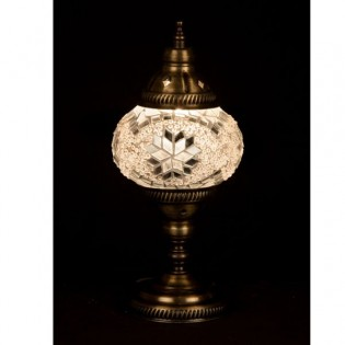 Turkish Lamp Buro10 (white)