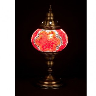 Turkish Lamp Buro10 (red)