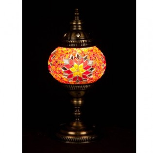Turkish Lamp Buro10 (orange)