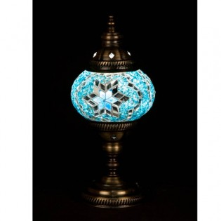 Turkish Lamp Buro10 (turquoise)