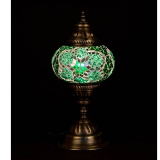 Turkish Lamp Buro15 (green)