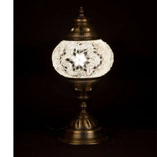 Turkish Lamp Buro15 (white)