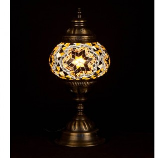 Turkish Lamp Buro15 (yellow)