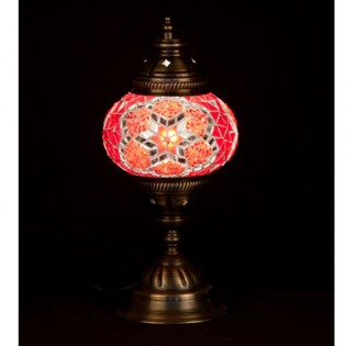 Turkish Lamp Buro15 (red)