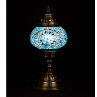 Turkish Lamp Buro15 (turquoise)