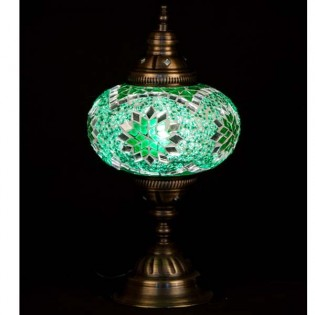 Turkish Lamp Buro16 (green)
