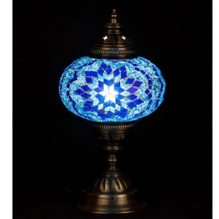 Turkish Lamp Buro16 (blue)