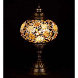 Turkish Lamp Buro16 (yellow)