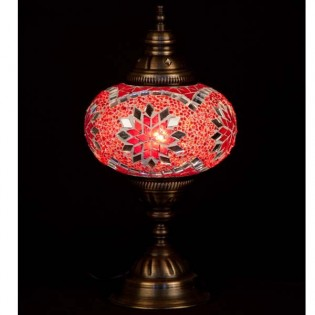 Turkish Lamp Buro16 (red)