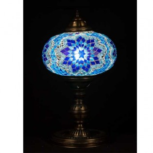 Turkish Lamp Buro24 (blue)