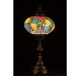 Turkish Lamp Buro34 (multicoloured)