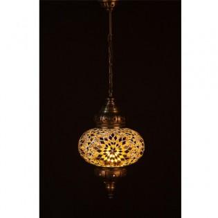 Turkish Lamp KolyeI70 (yellow)