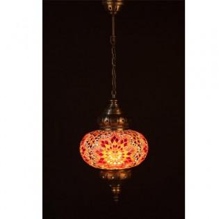 Turkish Lamp KolyeI70 (orange)