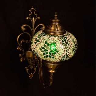 Turkish wall sconce Duvar