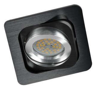Recessed Downlight CLASSIC Double black. Wonderlamp