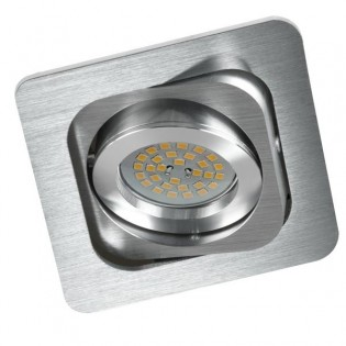 Recessed Downlight CLASSIC Double steel. Wonderlamp