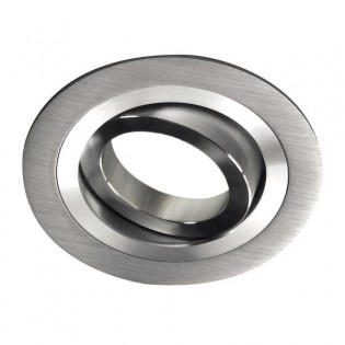 Recessed Downlight CLASSIC round steel. Wonderlamp