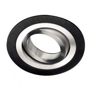 Recessed Downlight CLASSIC round black. Wonderlamp