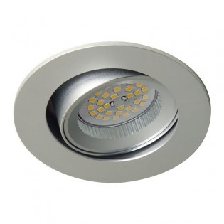 Recessed Downlight BASIC Aluminium (89 mm) . Wonderlamp