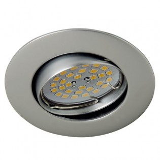 Recessed Downlight BASIC round steel - Wonderlamp