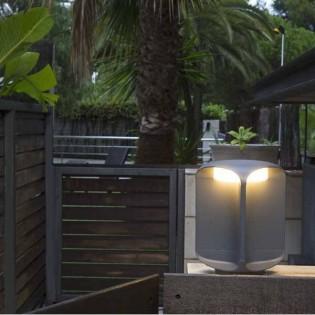 Pedestal light Outdoor LED Bu-oh (12W)