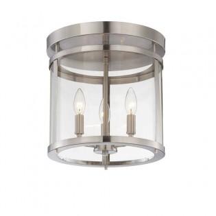 Modern Chandelier, Ceiling Flush Light Penrose (3 lights)