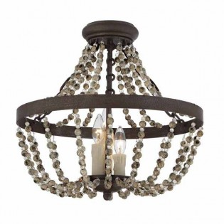 Chandelier Mallory (3 lights)