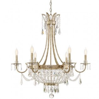 Chandelier Claiborne (6 lights)