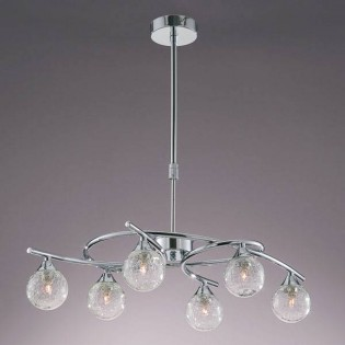 Lámpara de techo Lotto (6 luces)