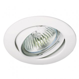 Kit Recessed light tilting ZAR (white)