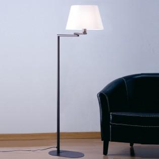 Floor Lamp Hotel Rustic