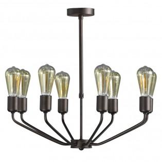Lámpara colgante Yami (8 luces)