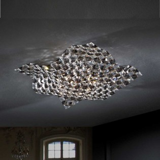 Ceiling flush light LED Saten (24W)