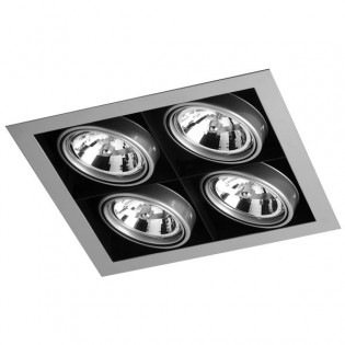 Recessed light Kardan Tecno (4 lights)