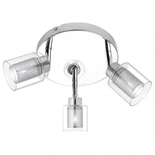 Ceiling flush light Celda (3 lights)