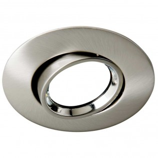 Recessed Downlight ROUND II nickel Wonderlamp