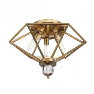 Flush Light / Chandelier Tekoa (five lights)