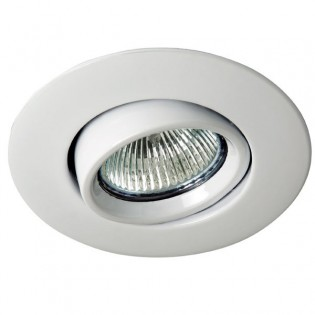 Kit Recessed light TERRA white (steerable)